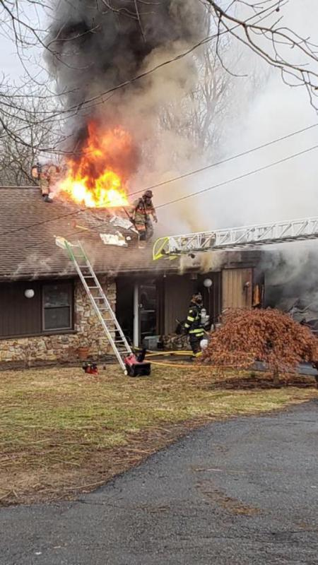 Photo Courtesy of Paxtonia Fire Dept.